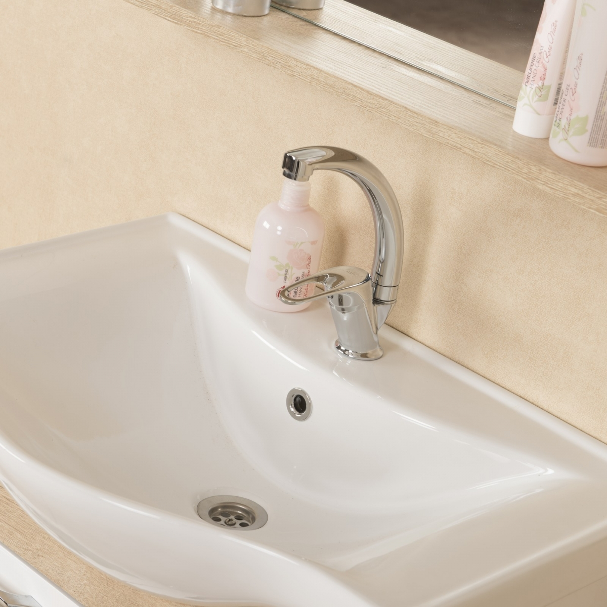 KARYA SERIES | Kalay Bath furniture - wooden sink first and only ...